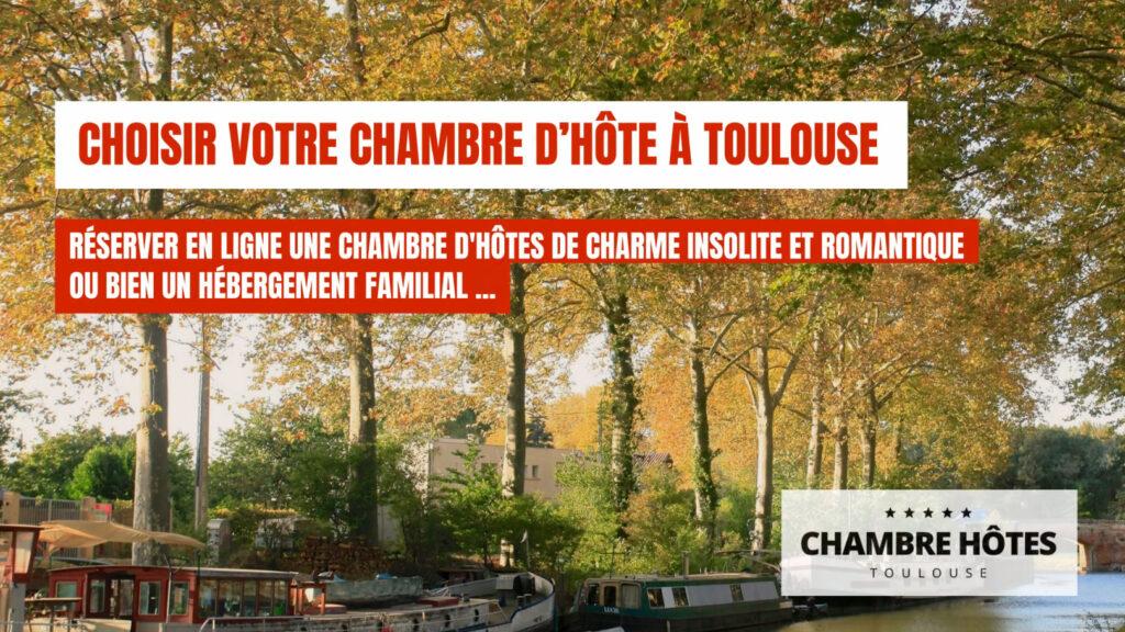 Choisir Votre Chambre d'Hôte à Toulouse Réserver en Ligne une Chambre d'Hôtes de Charme Insolite et Romantique.bmp